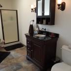 bathroom in gloucester county