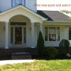 Marton porch renovation